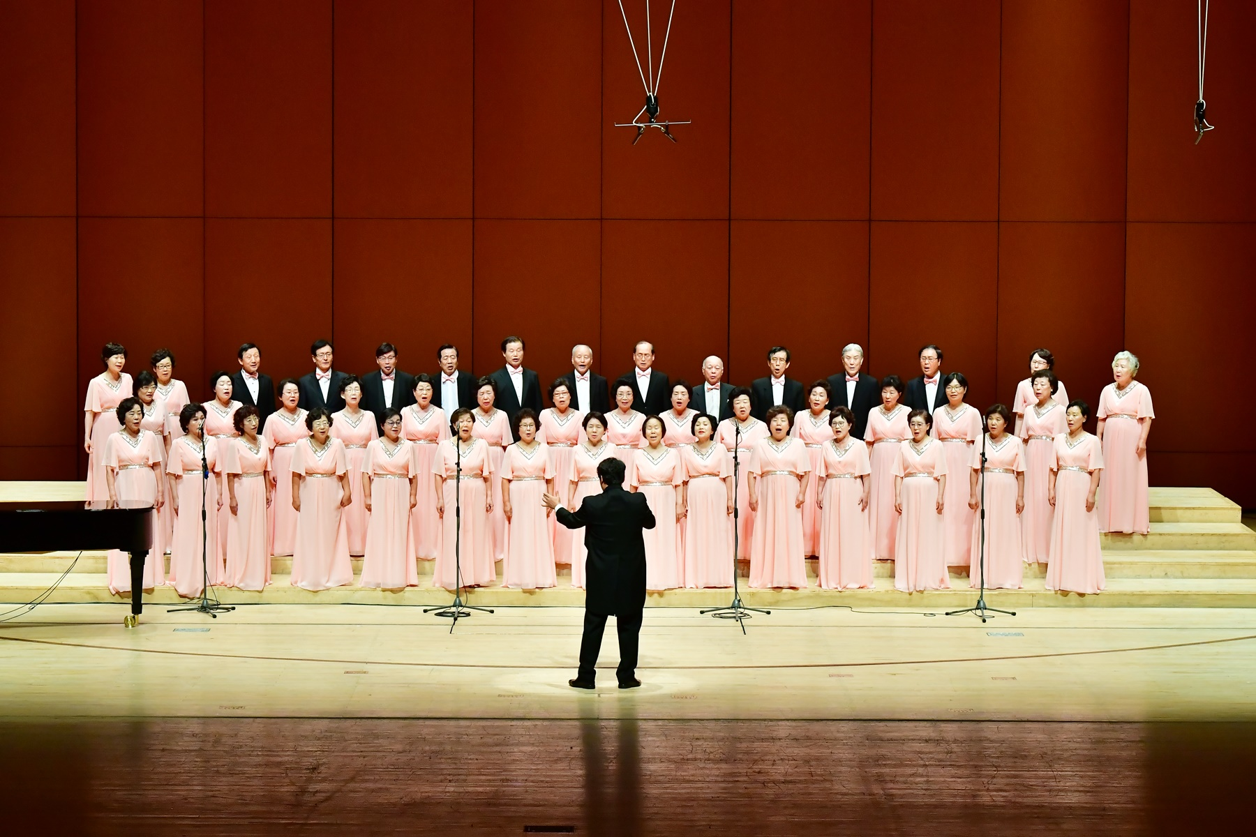The 7th Golden Age Choral Competition – THE NATIONAL CHORUS